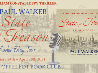 BLOG: Why Author Paul Walker Writes Historical Thrillers