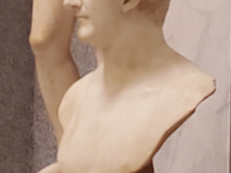 BLOG: Researching Marc Antony
