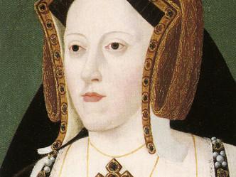 BLOG: The Tenacious Catherine of Aragon