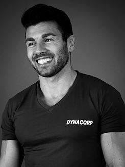Nicolas DELHORME, Préparateur physique et formateur DYNACORP, formation massage et coaching sportif