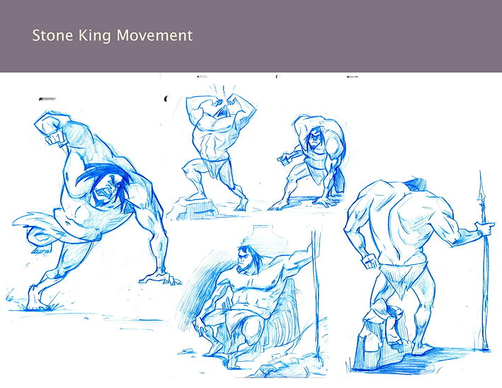 Stone King movement.png