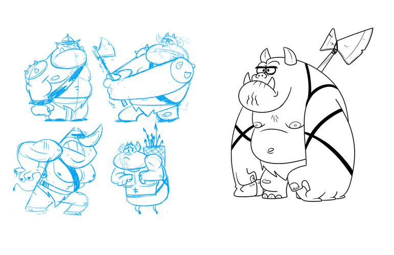 Goblin Guard concept character.png