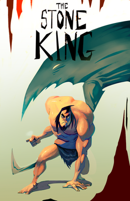 stone king Comic cover.png