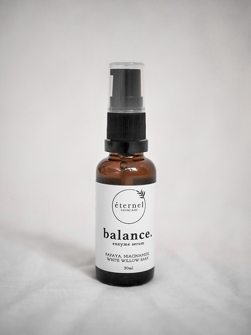 Balance. Enzyme Serum