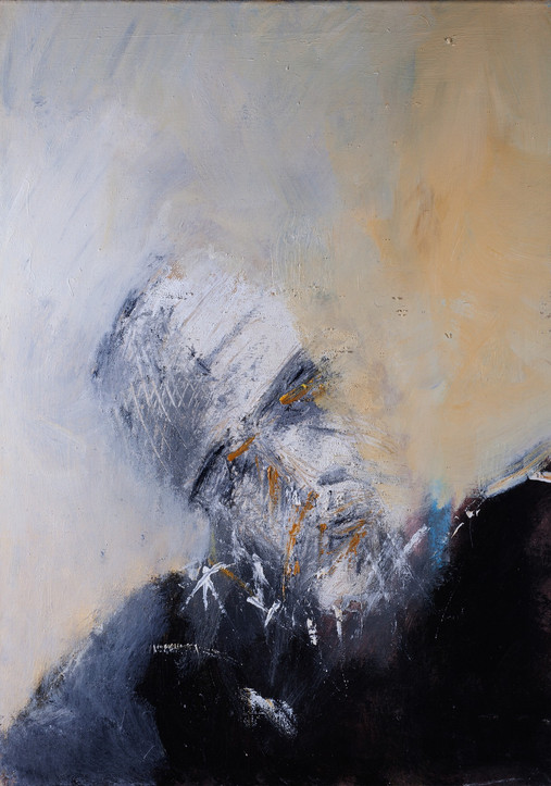 Uri, 2014, acrylic on canvas, 70X50