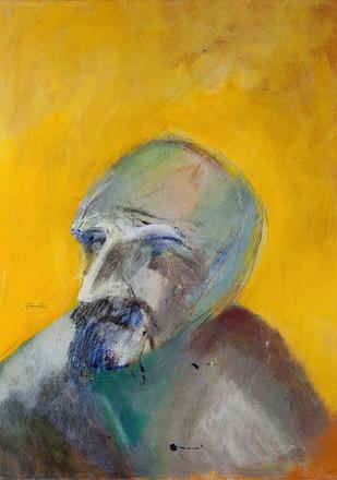 Robert, 2014, acrylic on canvas, 70X50