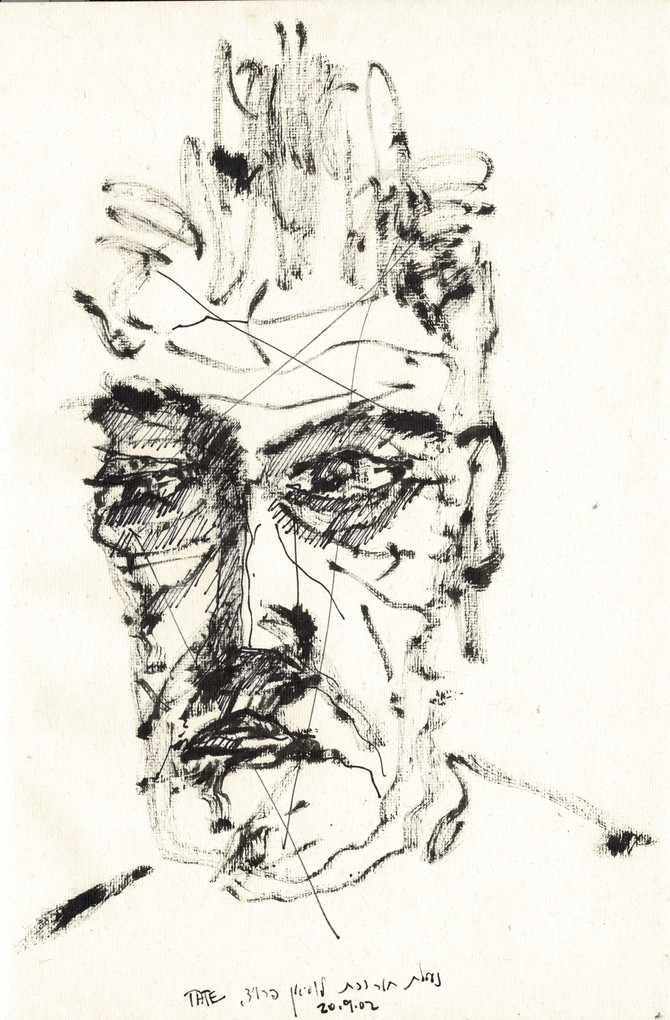 Dublin, 2006, ink on paper, 30X20.jpg