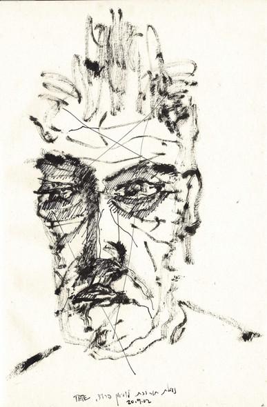 Dublin, 2006, ink on paper, 30X20.jpg