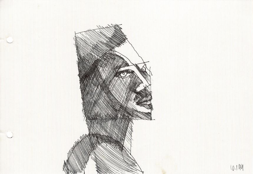 Boston 1, 1994, ink on paper, 30X20.jpg