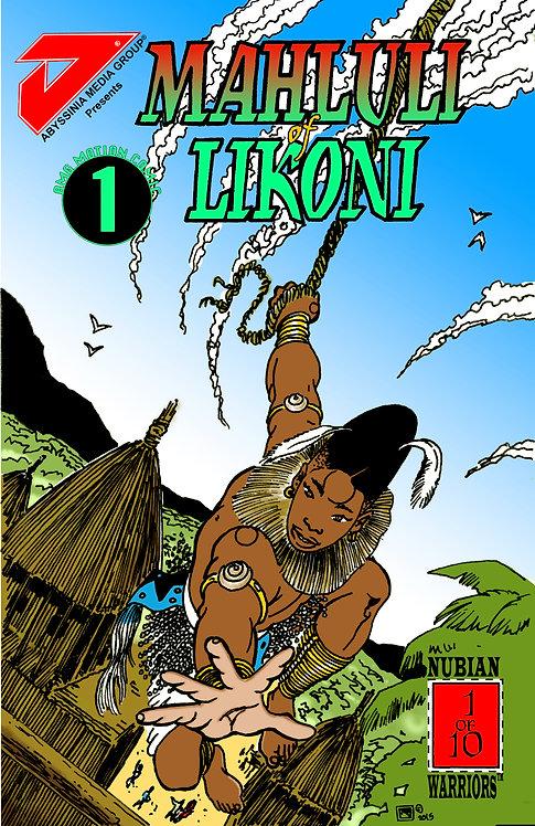 MAHLULI OF LIKONI ASHCAN