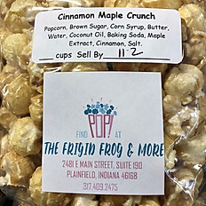 Cinnamon Maple Crunch