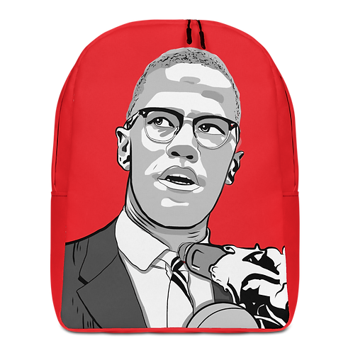 Malcolm X Backpack
