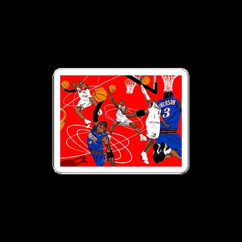 A.I Dunks Sticker