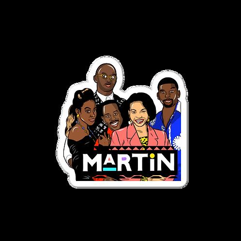 Martin Sticker