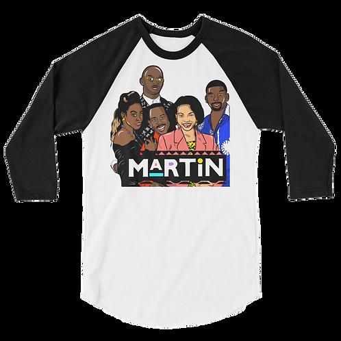 Martin 3/4 Sleeve
