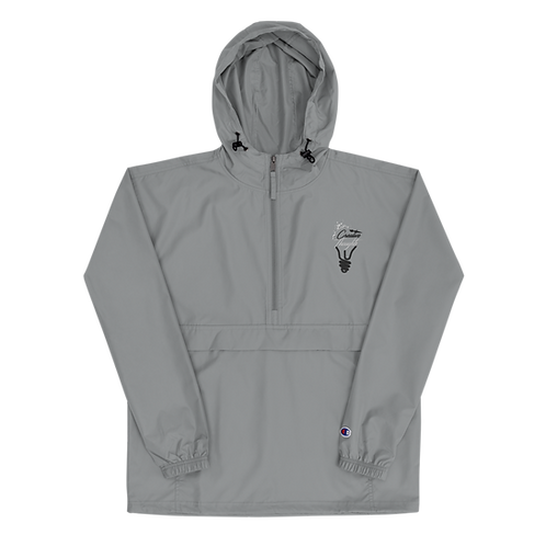 CTD Embroidered Champion Packable Jacket