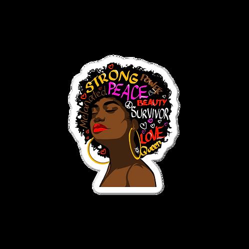 She Sticker