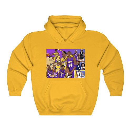 Mamba Out! Unisex Heavy Blend™ Hoodie