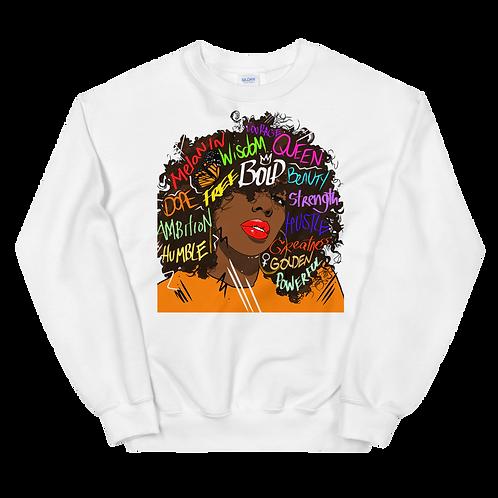 Queenin' Sweatshirt