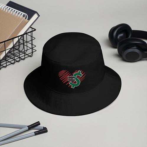 Love = Currency Bucket Hat