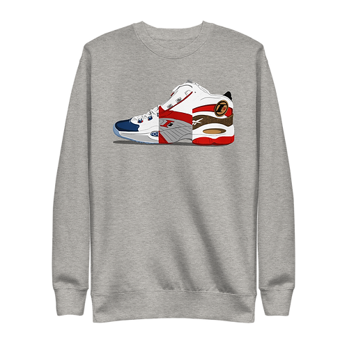 A.I Unisex Fleece Pullover