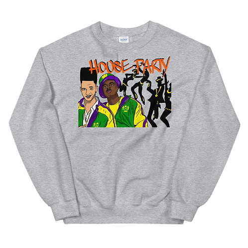 House Party Unisex Sweatshirt