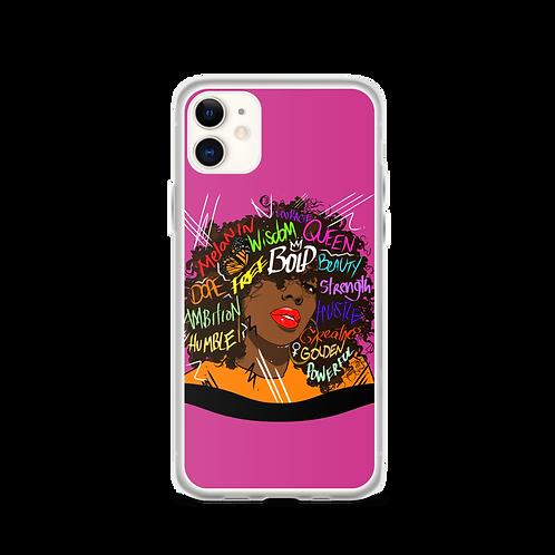 Queenin' iPhone Case