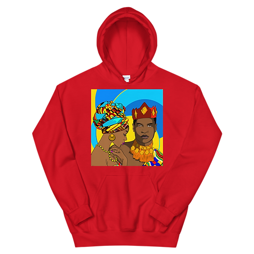 Black Love Unisex Hoodie