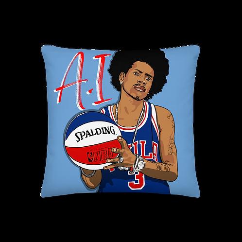 A.I Throw Pillow