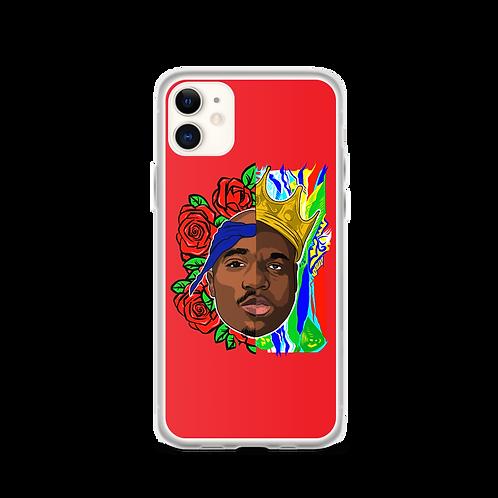 PAC + BIG iPhone Case