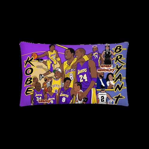 Kobe Throw Pillow