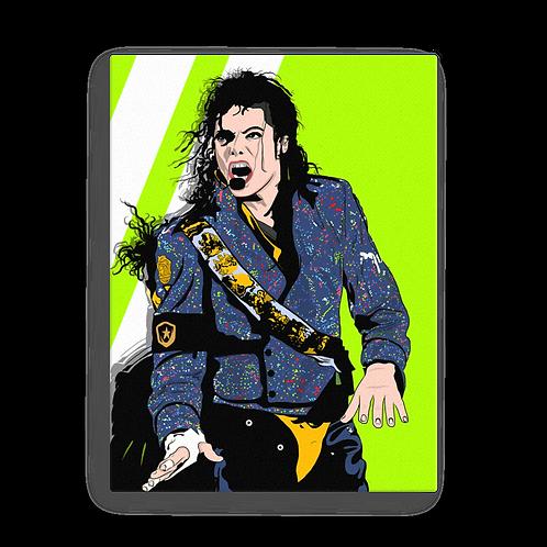 MJ Canvas Print