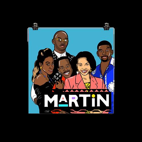 Martin Print