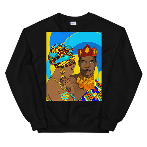 Black Love Unisex Sweatshirt