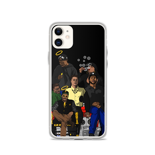 Singleton iPhone Case
