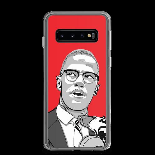 Malcolm X Samsung Case