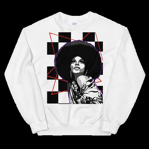 Diamond Diana Unisex Sweatshirt