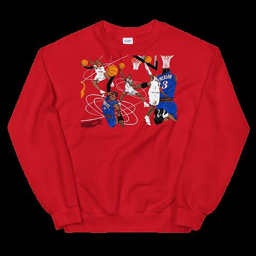 A.I Dunks Unisex Sweatshirt