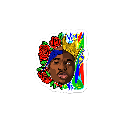 PAC + BIG Sticker