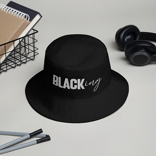 BLK King Bucket Hat