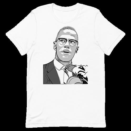 Malcolm X Tee