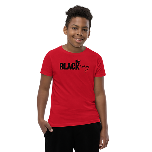BLK King Youth Tee