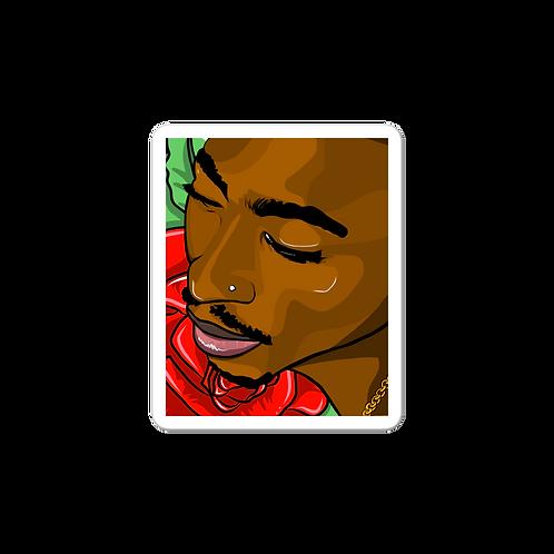 Pac Sticker
