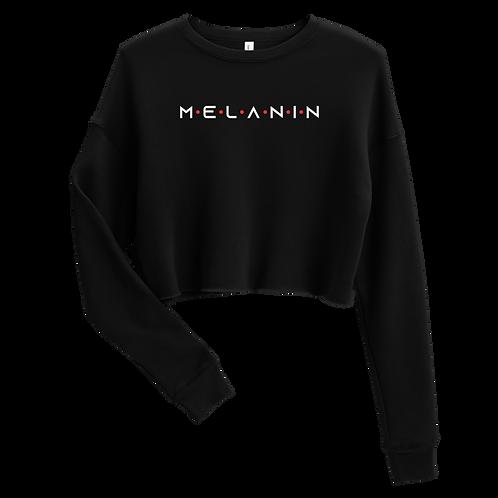 Melanin Crop Sweatshirt