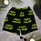 Thumbnail: Purpose over Popularity Men's Athletic Long Shorts