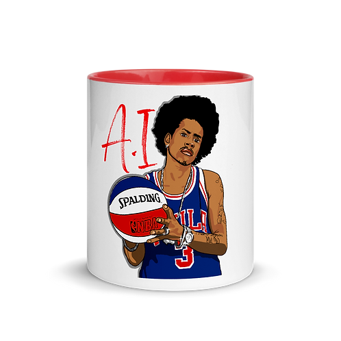 Throwback A.I Mug