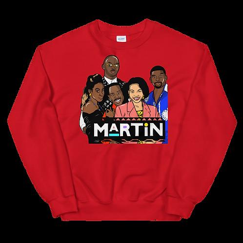 Martin Unisex Sweatshirt