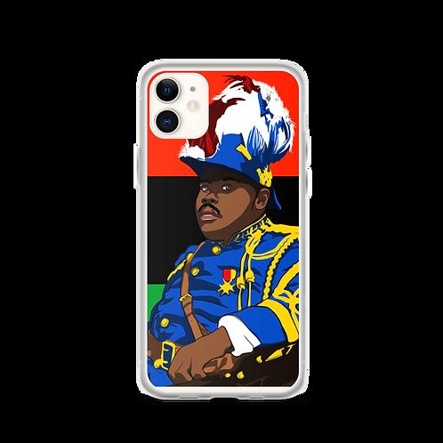 Garvey iPhone Case