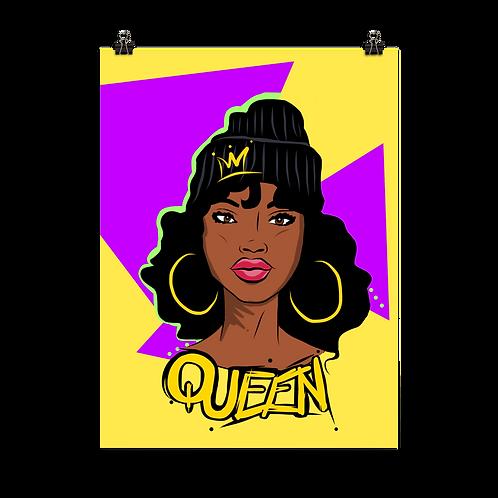Queen Print