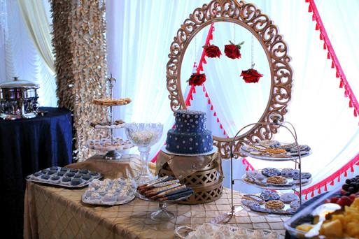 Baby Shower Dessert Set-up